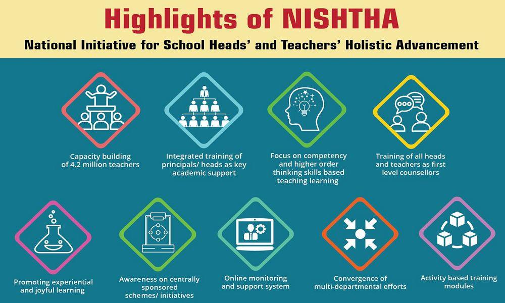 NISHTHA Scheme