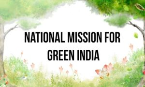 National Mission for Green India
