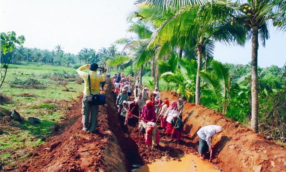 Mahatma Gandhi National Rural Employment Guarantee Scheme
