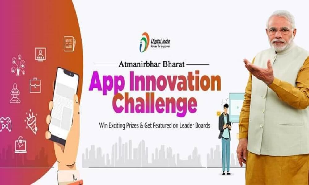 Atmanirbhar Bharat App Innovation Challenge