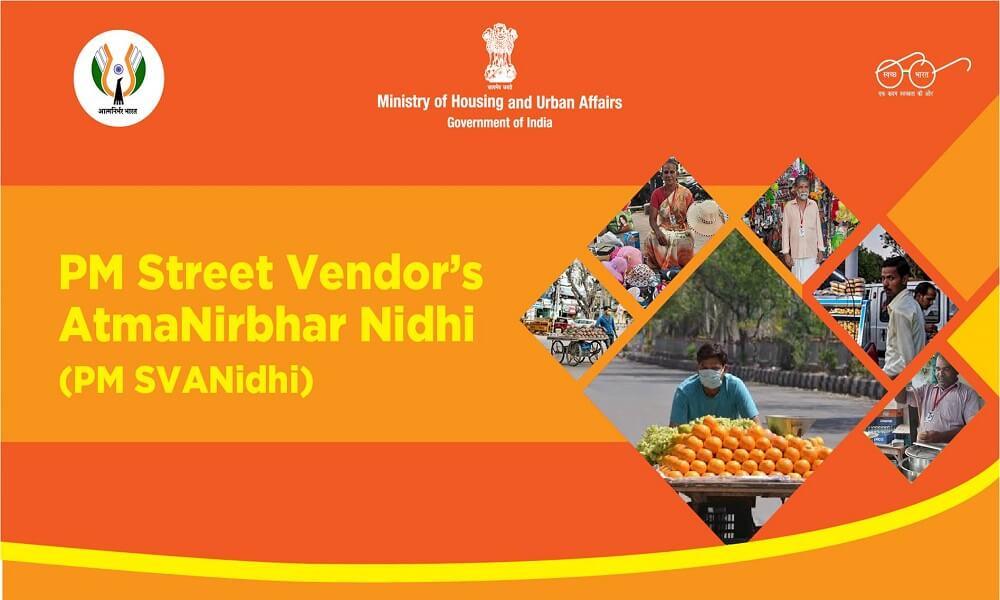 PM Street Vendor's AtmaNirbhar Nidhi