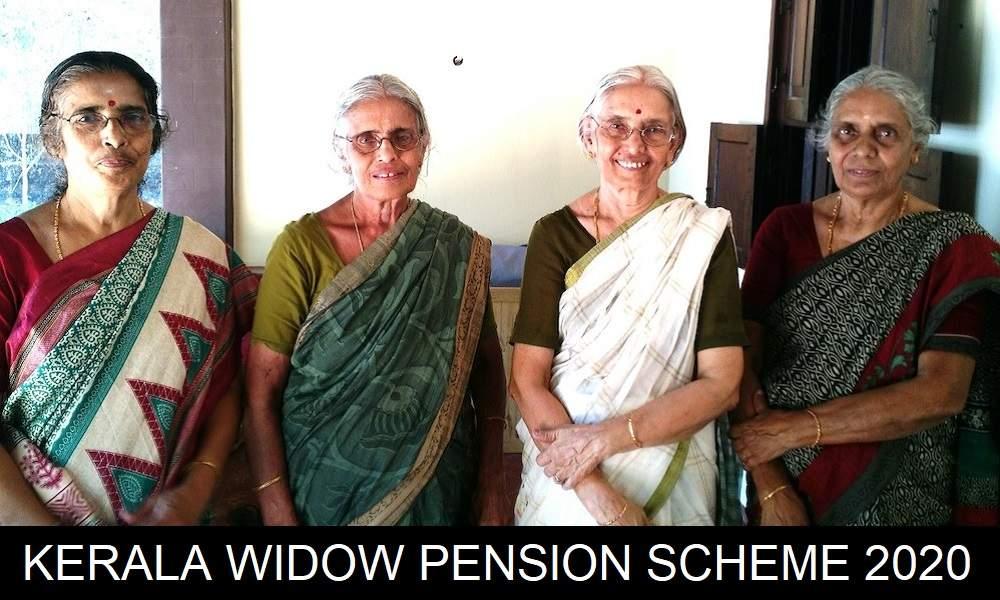 Kerala Widow Pension Scheme