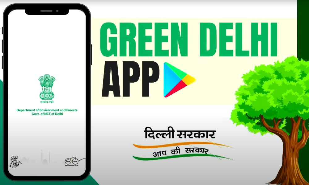 Green Delhi App