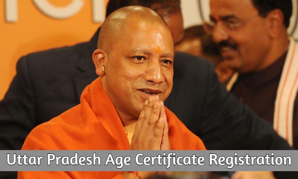 Age Certificate Registration