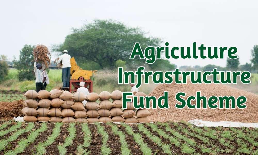 Agriculture Infrastructure Fund Scheme
