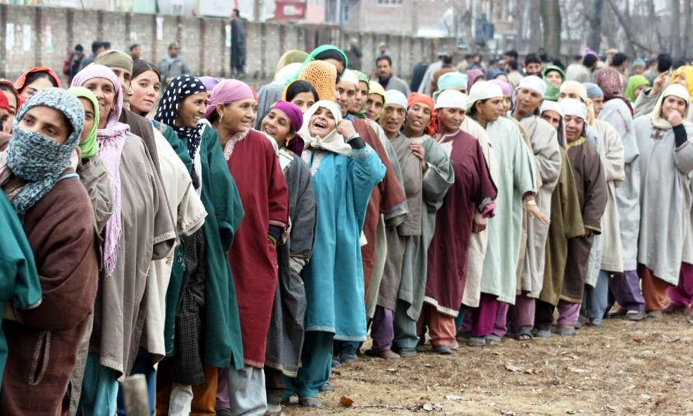Jammu & Kashmir Voter ID