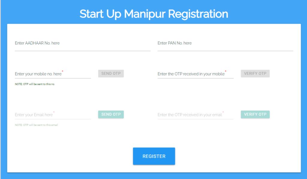 Startup Manipur