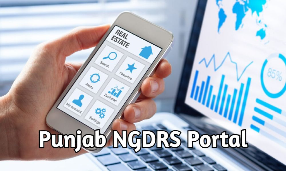 NGDRS Portal